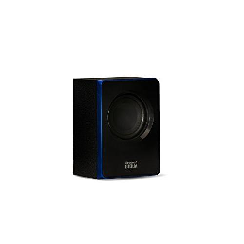 Acoustic Audio Theater Speaker with Extension Cables Surround Sound
