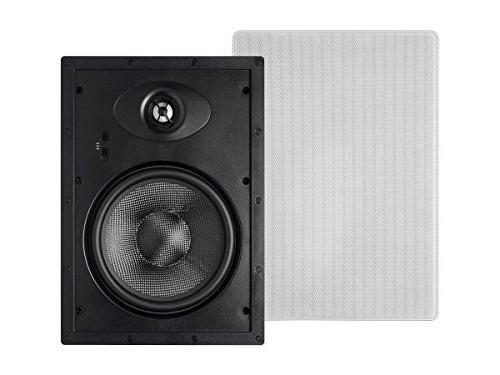 alpha wall speakers carbon fiber
