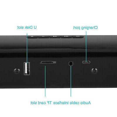 Bluetooth Home Speaker System 3D Surround
