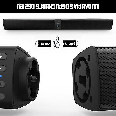 Bluetooth Speaker Wireless Subwoofer