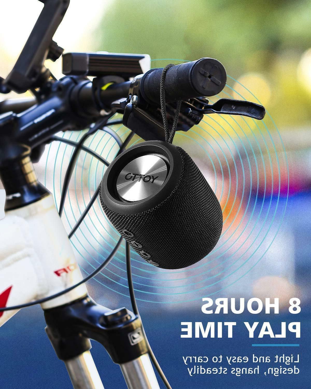 Bluetooth Speaker Portable IPX6 360° Sound
