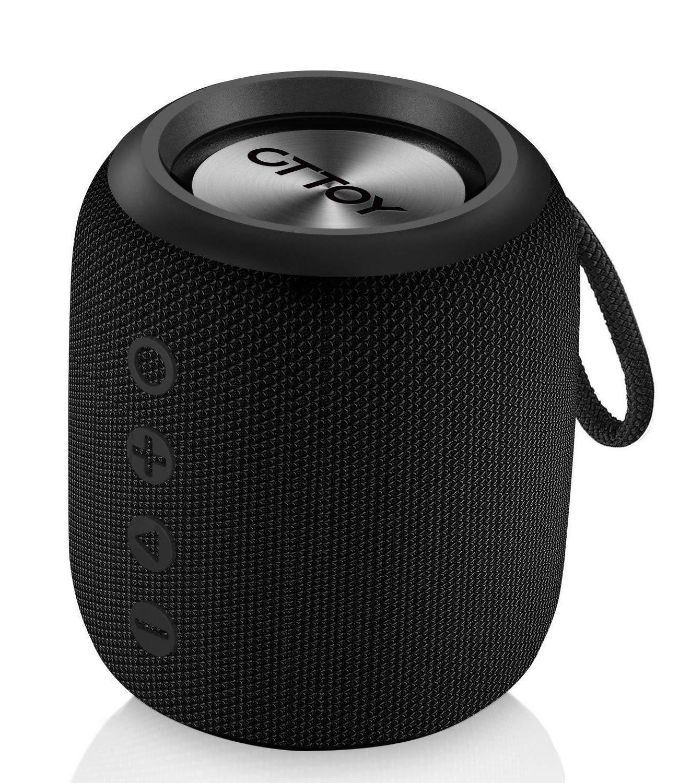 bluetooth speaker portable 12w ipx6 waterproof wireless