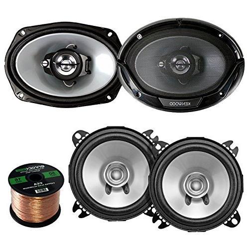 car speaker kenwood kfc dual