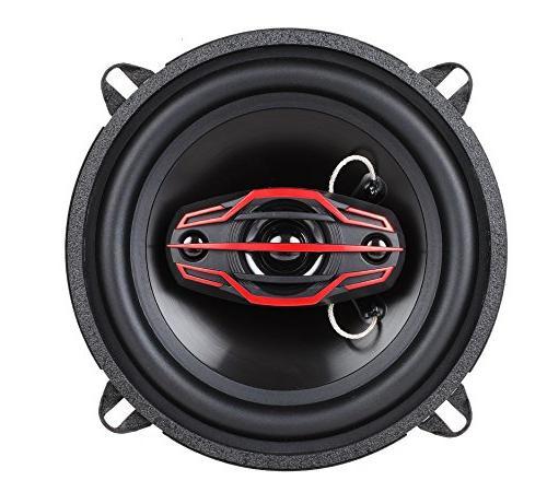 Dual DLS524 4-Way 5 ¼ Speakers 120 Watt Power Balanced Midrange