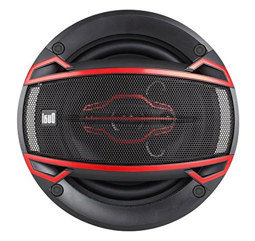 Dual Electronics DLS524 5 ¼ inch Speakers Power 30mm Balanced Dome