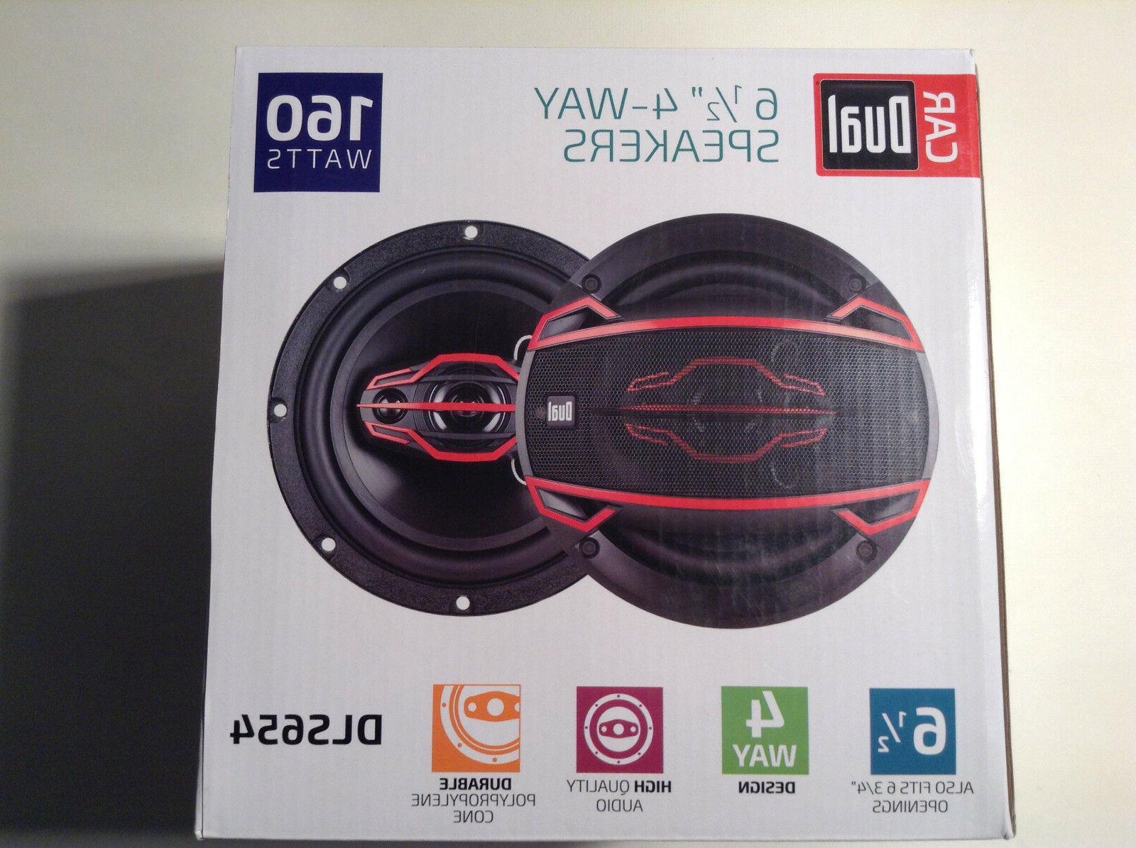 dls654 speaker