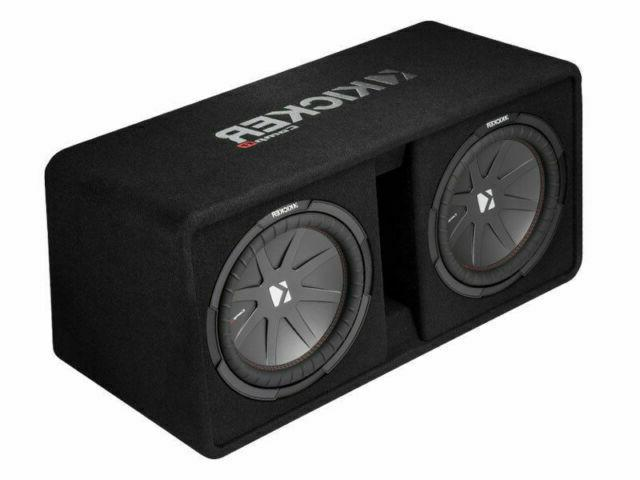 dual 43dcwr122 12 inch 2000w loaded subwoofer