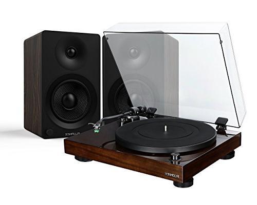 elite fidelity vinyl turntable