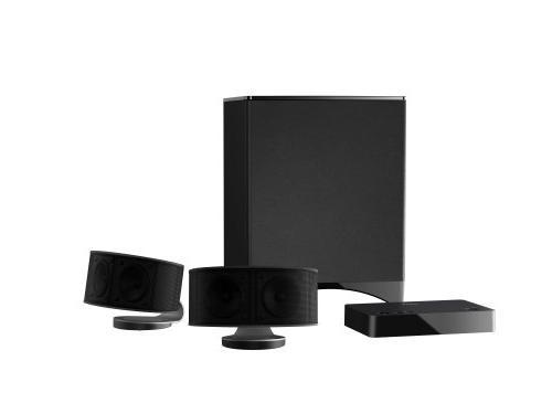 enceintes tv ls3100 noir
