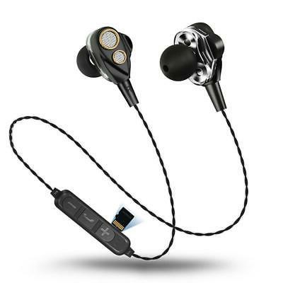 four speakers 6d surround sound bluetooth earphones