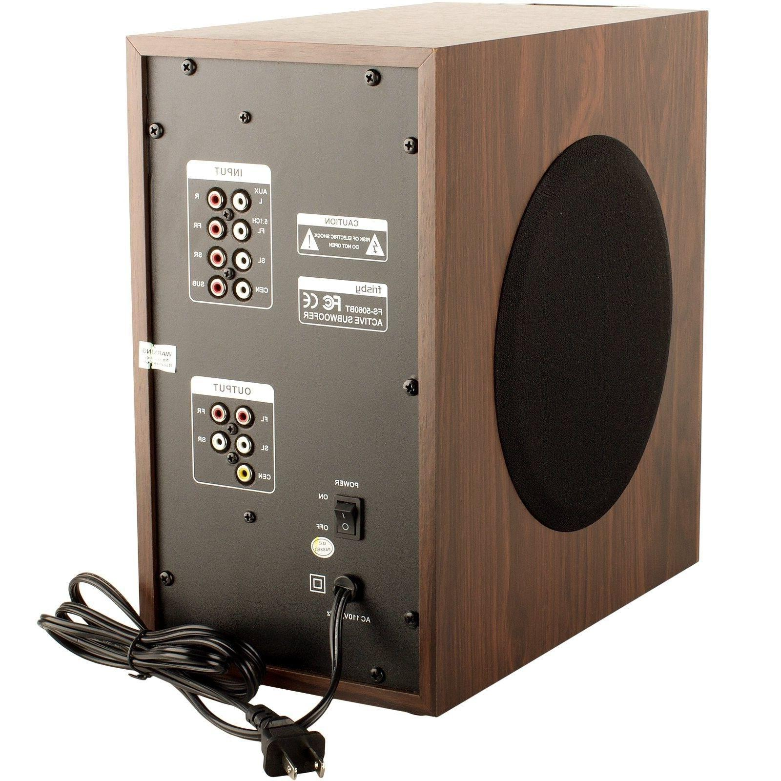 Frisby Sound System and Remote