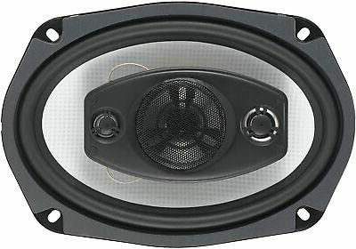 Full Range Car Speakers for Rich Surround
