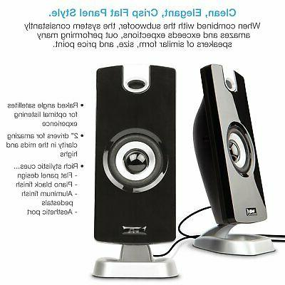 Gaming Sound System Loud Bass
