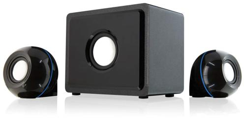 Home Theater SPEAKER SYSTEM 2.1 Channel Subwoofer Surround S