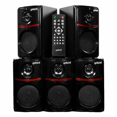 Home Theater System Wireless Audio Sound Speakers