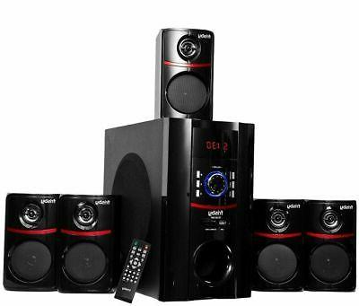 home theater speaker system wireless audio stereo