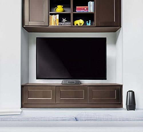 Polk Audio MagniFi Mini Ultra Wireless Home Theater Bar with Technology and Sounds Polishing
