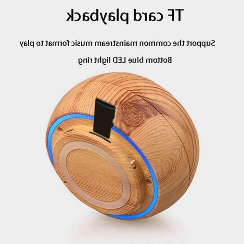 mini Wireless Bluetooth <font><b>Speakers</b></font> 360 Deg