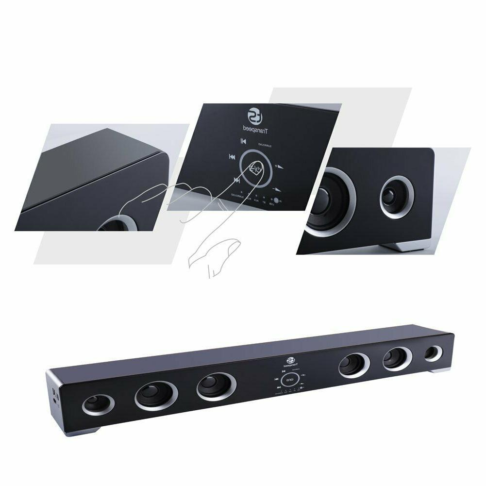 New Surround 40W Drive HiFi Bluetooth Soundba