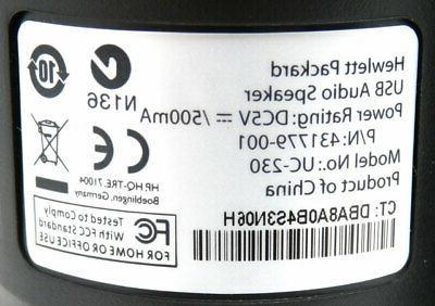 NEW HP Multimedia UC-230