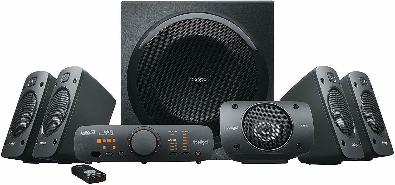 new z906 5 1 surround sound speaker