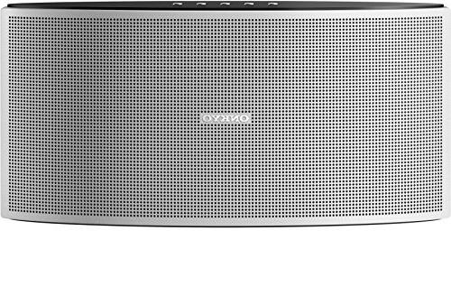 Onkyo OKAX9S/37 Bluetooth Wireless High Resolution Audio Speaker, Silver