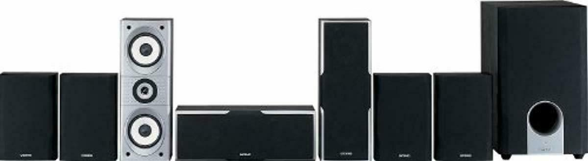 onkyo sks ht540 7 1 channel home