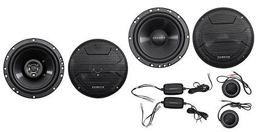 pair zs65c component speakers coaxial