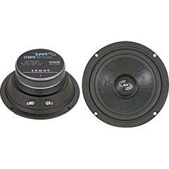Pyle PDMR6 6.5-Inch High Performance Midrange Speaker