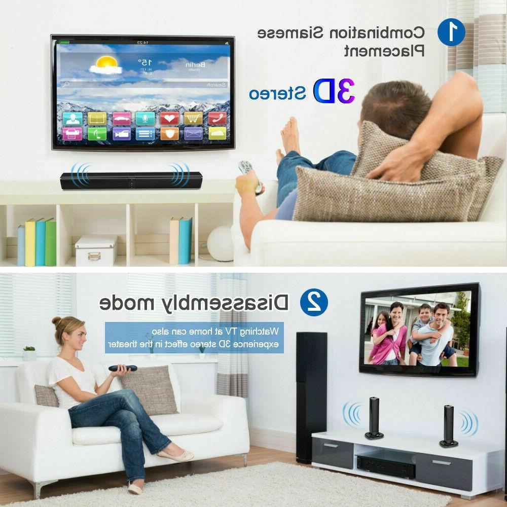 Portable 4 Speaker Wireless