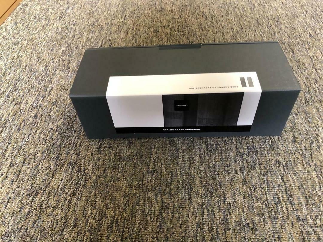 premium surround sound speakers 700 black brand