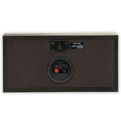 Acoustic Audio Center Channel Theater