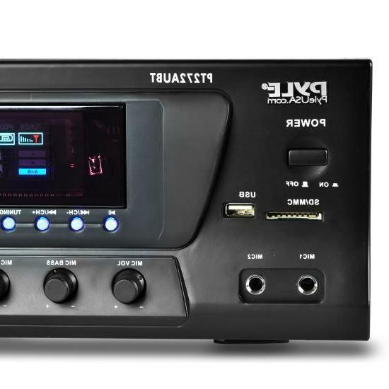 Pyle Stereo AM-FM Tuner