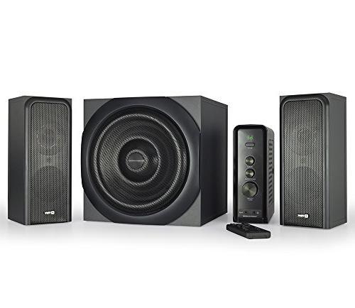 ratsel bluetooth desktop speaker system