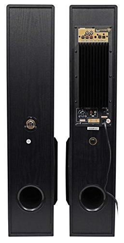 Rockville Theater System Speakers 8""