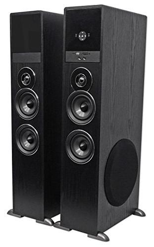 "Rockville TM80B Theater System 8"" Sub/Bluetooth/USB"