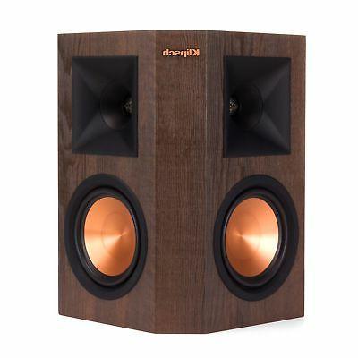 Klipsch RP-250S-Walnut Surround Sound Speaker