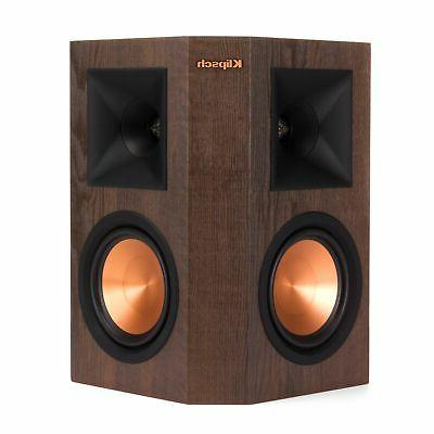 rp 250s walnut surround sound speaker chip