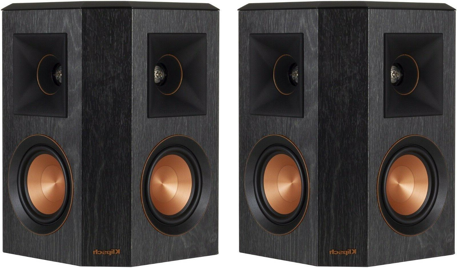 rp 402s on wall surround effects speakers