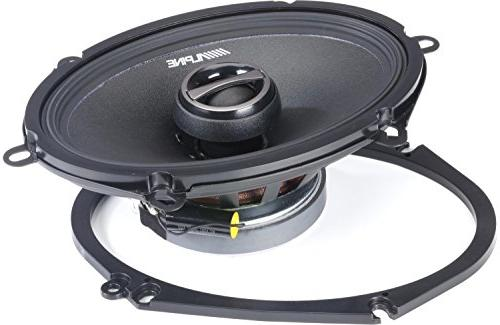 Alpine S-S57 Bundle - Pairs of 2-Way Coaxial