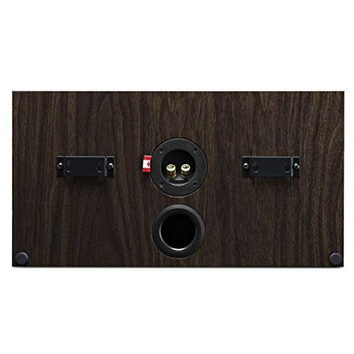 Fluance Sound Home Channel System Including Channel, - Walnut