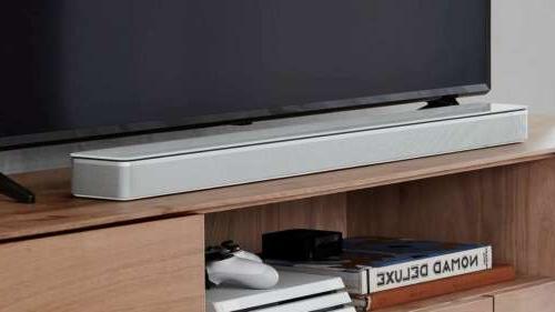 Wireless Module & Surround Speakers White