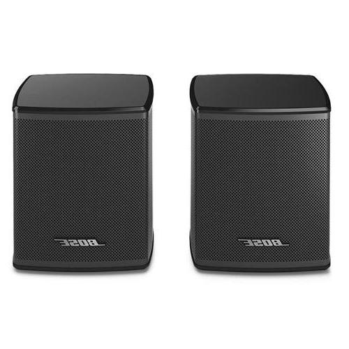 Bose SoundTouch 300 Black Bundle Bose Bass White, Virtually 300 Wireless Surround Speakers Wall Kit For 300
