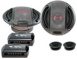 "Alpine SPR-13S 5-1/4"" Component 2-Way Speaker"