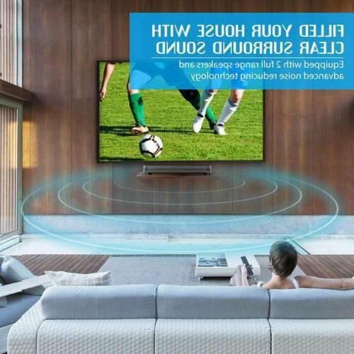 Surround System Wireless BT TV