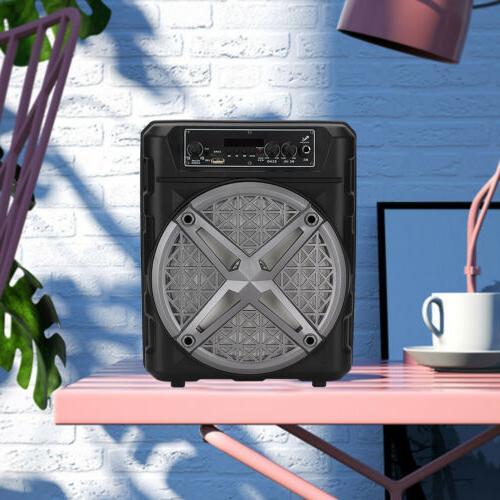 Bluetooth Speaker Portable Subwoofer Super Surround Sound Lo