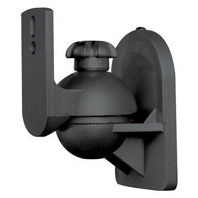 Surround sound speaker brackets Wall mount for Sony - black