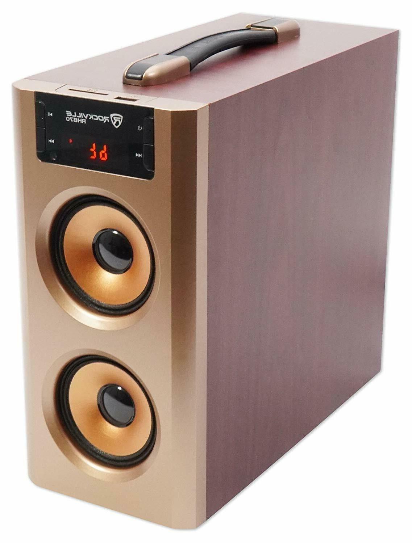 Surround Sound Loud Theater Bluetooth/USB/FM