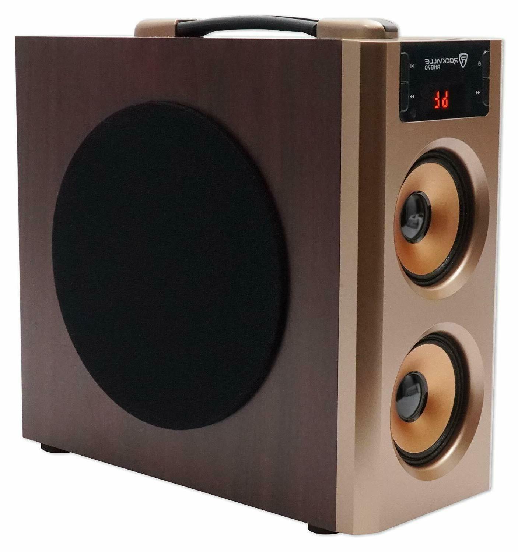 Surround Sound Speakers System Loud Rockville Best