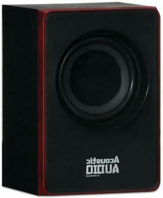 Surround Sound Speakers PC TV Home Theater